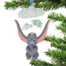 Disney Store Japan Dumbo Fly ornament figure mascot 11cm - $58.41