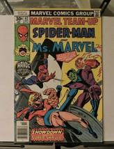 Marvel Team-Up #62 1977 - $14.66