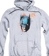 Batman DC Comics Retro Vintage Graphic Hoodie Justice League Superman BM1074 image 2