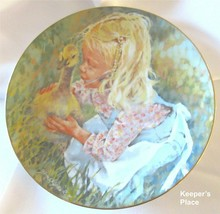 Schmid MY NAME IS STAR Plate 1st Issue In Star's Spring By Jessica Zemsky - $11.00
