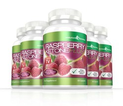 Raspberry Ketone Plus (As Seen on TV) 6 Month Supply - $123.49