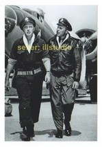 ROBERT LANSING & LEW GALLO 12 O'clock High RARE 4x6 PHOTO in MINT CONDIT... - $11.83