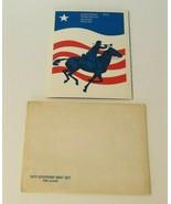 Vintage USPS 1973 Postal Souvenir Mint Set with Mini Album Commemorative... - $9.99
