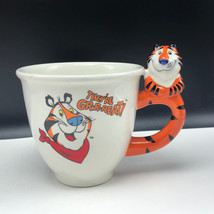 TONY THE TIGER COFFEE MUG CUP kelloggs they're Grrreat great cat handle ... - $23.76