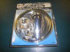 Danco Tub/Shower Trim Kit for Delta  Chrome 2 Handle Options - $9.90