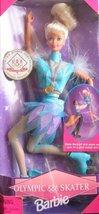 Barbie Olympic Skater - $14.84
