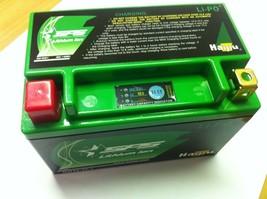 Kawasaki ZX636 YTX9-BS Replacement Lightweight Lithium Ion Battery - $103.28