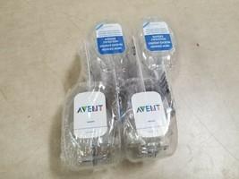 4 Packs - Philips Avent Baby Medium Flow Anti Colic Nipples No BPA 3m + (2/Pack) - $18.99