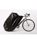 Zerust 84 in x 59 in Bicycle Cover with Zipper Closure - $48.99