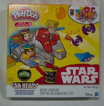 Hasbro STAR WARS PLAY-DOH Can-Heads MILLENNIUM FALCON PLAY SET NEW IN BOX - $24.74