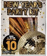 Happy New Year Years Eve Celebration Decoration Party Supplies Celebrate... - $29.70