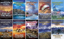 Arapaho Indian Wind River Mysteries Series Collection Set 11-20 by Marga... - $60.99