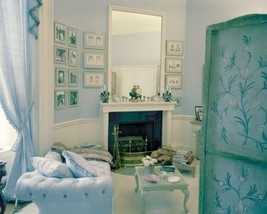 First Lady Jacqueline Kennedy Dressing Room in White House New 8x10 Photo - $8.81