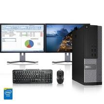 Dell Computer 3.1 G Hz Pc 8GB Ram 1 Tb Hdd Windows 10 - $385.32