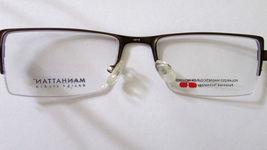 WOMEN'S MANHATTAN DESIGN STUDIO EYEGLASSES FRAMES  RX GLASSES 49-18-135 MM image 7