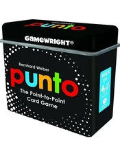 Punto Card Game Bernhard Weber Ages 8+  New in Tin - $13.66