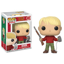 Home Alone Kevin Vinyl POP Action Figure Collectible Doll Toy Decoration - $17.95