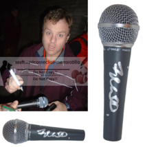 Frank Caliendo Mad TV Comedy NFL on Fox Signed Autographed Microphone Mi... - $66.87