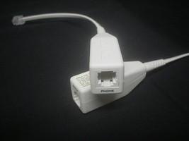 2 Filters 2WIRE high speed DSL single Line Modem internet tele phone mod... - $5.89
