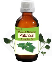 Patchouli Oil- Pure & Natural Essential Oil- 30ml Pogostemon cablin by B... - $24.55