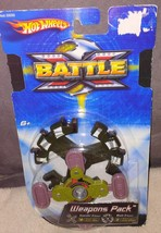 Hot Wheels BATTLE WEAPONS PACK - Extender 3 & Blade 3 from 2004 - $7.96