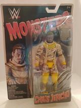 WWE Monsters Chris Jericho As Mummy __  Wrestling Action Figure Toy Mattel (1) - $14.14