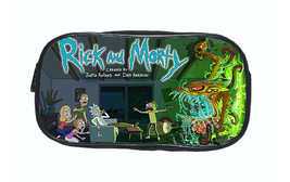 Rick And Morty Pen Case Series Pencil Box Running Rick Monster - $11.99