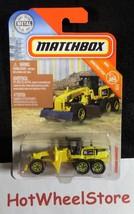 2018  Matchbox  GROUND GRINDER   RG165   Construction    Card #48     MB... - $2.95