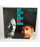 """RED NORVO """"Red Plays The Blues"""" LP RCA Victor LPM-1729 MONO - £15.39 GBP"""