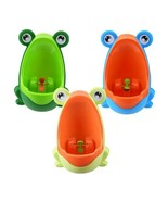 Frog Boy Potty Training Urinal Removable Child Toilet Pee Trainer Kid Ba... - $12.99+