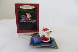 Christmas Hallmark Keepsake 1994 Magic Carpet Ride Ornament - $8.59
