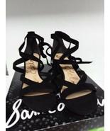 Sam Edelman Sheri Black Suede Womens Size 6.5 - $78.84
