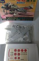 Japanese Model Kit : Zero M, k. 21 Zeke Navy Carrier Based Fighter 1:75 ... - $18.00