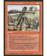Magic: The Gathering - Fallen Empires - Dwarven Catapult - $0.25