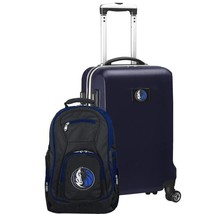 Dallas Mavericks Deluxe 2-Piece Backpack and Carry on Set - $332.12