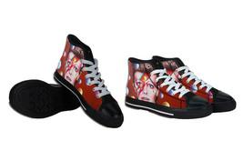 David Bowie Memorial Canvas Shoes - $53.67