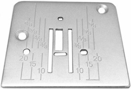 Needle Plate Stainless Steel For Babylock Janome 744004001/739008009 Too... - $10.88