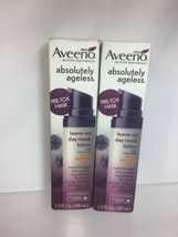 (2) Aveeno Absolutely Ageless Leave On Day Mask Lotion 1.3oz - SPF30  - $9.89