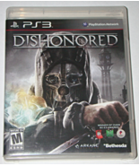 Playstation 3 - DISHONORED (Complete with Manual) - $8.00