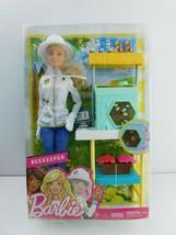 Barbie Careers Beekeeper Doll and Beehive Playset NEW - $14.84