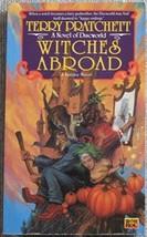 Witches Abroad (Discworld) Pratchett, Terry - $4.05