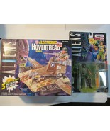 Vintage 1992 Kenner Aliens Electronic Hovertread Vehicle & Corp Hicks - $16.82