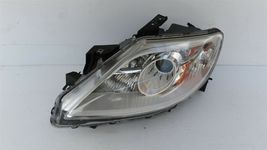 2010-12 Mazda CX-9 CX9 Halogen Headlight Driver Left LH - POLISHED image 3