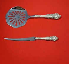 Sir Christopher by Wallace Sterling Silver Tomato Serving Set 2pc Custom Made - $129.00