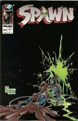 Spawn #27 [Comic] [Jan 01, 1994] Todd McFarlane and Greg Capullo