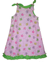 Girls Princess Tie Dress   - $25.00