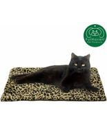 Animal Bed Mat Self Warming Leopard Spots - $29.00