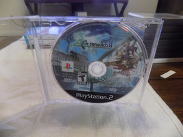 Ar Tonelico II: Melody of Metafalica game disc only good shape Playstati... - $39.95