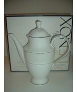 Lenox Venetian Lace Coffee Pot - $219.99