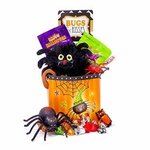 'Bugs and Kisses' Halloween Candy Chocolate Hershey Kisses Jack O' Lante... - £27.61 GBP